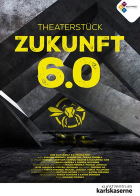 Bild: Zukunft 6.0 - Theaterstück - KulturWelt - Premiere u. Uraufführung
