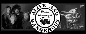 Bild: Brian Downey´s Alive and Dangerous - Founding & Longtime Member of THIN LIZZY