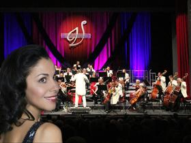 Bild: Katrin Weber und die Vogtland Philharmonie GALAKONZERT - Galakonzert