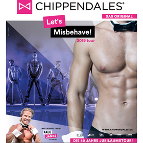 Bild: CHIPPENDALES - Let's Misbehave! Tour 2019