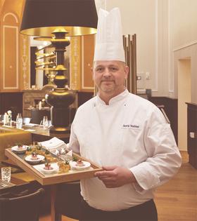 Bild: Winter-Kulinarik im SCHLOSS Fleesensee - Präsentation der Winterkarte am 23. November 2018 im Gourmetrestaurant Blüchers