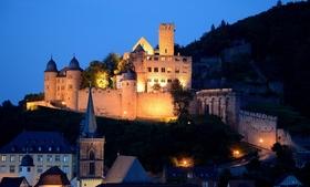 Bild: Whiskyprobe auf Burg Wertheim