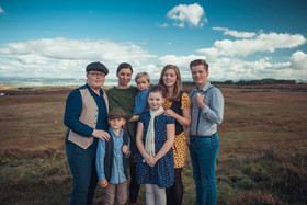 Bild: Angelo Kelly & Family - Irish Summer Tour 2019