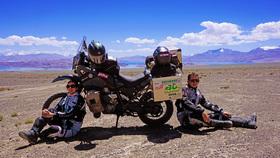 Bild: Horizon Ride - Eine Griechin, ein Deutscher, ein Motorrad