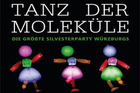 Bild: Tanz der Moleküle IX - Würzburgs größte Neujahrsparty