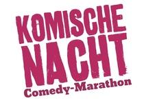 DIE KOMISCHE NACHT 2019 - Der Comedy-Marathon in Bremerhaven