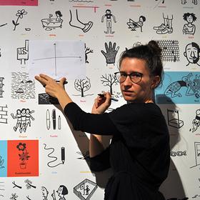 Bild: Im Auge des Betrachters - Ausstellungsführung & Workshop - mit Lisa Frühbeis