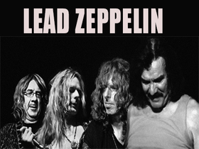 Bild: Lead Zeppelin - A Tribute to Led Zeppelin