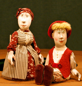 Bild: 10. Markkleeberger Puppentheaterfest -