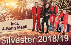 Bild: Silverster Gala 2018 - inkl. 4-Gänge-Menü - Nähe Karlsruhe, Baden-Baden und Rastatt