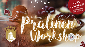 Bild: Schlossgut-Pralinenworkshop in der Adventszeit
