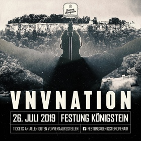 Bild: Festung Königstein Open Air 2019 - VNV NATION