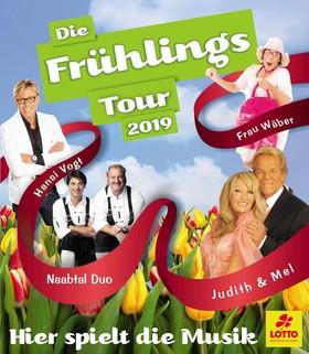 """Hier spielt die Musik"" - Die Frühlingstour 2019 - Grevesmühlen"