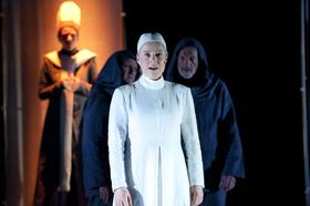 Bild: Theaterreihe des Volksbildungsring 2018/2019 - Hildegard von Bingen - Die Visionärin (Schauspiel)