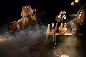 Bild: Die kleinen Leute von Swabedoo