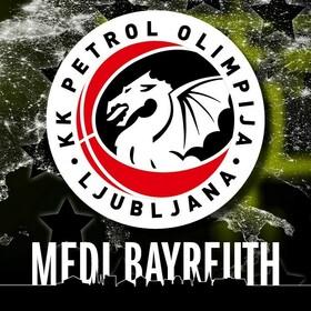 Bild: medi bayreuth vs. Petrol Olimpija - Zweitmarkt
