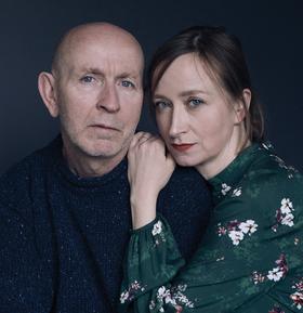 Bild: Kieran Goss & Annie Kinsella (IRL) - neu im KUZ Eichberg