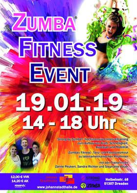 Bild: Zumba®-Fitness-Event