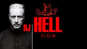Bild: DJ Hell | FRAU TRUDE | GIEßEN - Tobi Rech | Kollektiv Nonverbal | Downbeatfloor
