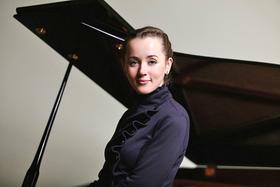 Bild: Blüthner Meister-Konzert 4 mit Oxana Shevchenko