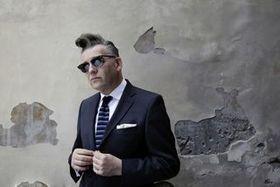 Bild: Götz Alsmann ... in Rom