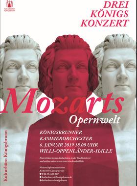 Bild: Dreikönigskonzert 2019 - Mozarts Opernwelt