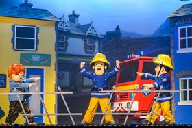 Bild: Feuerwehrmann Sam rettet den Zirkus! - Der Kinderheld Feuerwehrmann Sam kommt zurück!