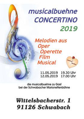Bild: musicalbuehne Concertino 2019