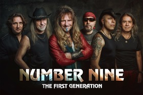 Bild: First Generation of Number Nine - Rockkonzert