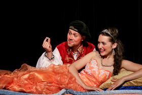 Bild: Prinzessin auf der Erbse - Heiteres Märchentheater für die ganze Familie