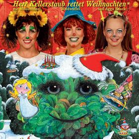 Der Traumzauberbaum - Herr Kellerstaub rettet Weihnachten
