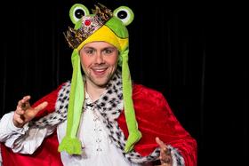 Bild: Froschkönig - Mitspieltheater - Das interaktive Theatererlebenis!