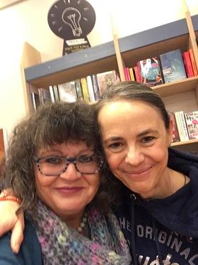 Bild: Barbara Hennl & Dagmar Krebaum - Was liest man so im Frühjahr? Lust auf neue Bücher?