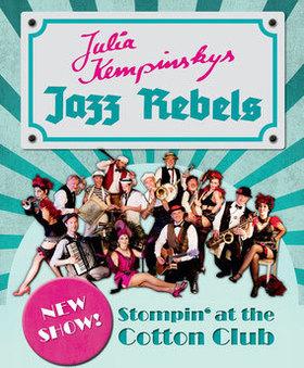 Bild: Stompin´ at the Cotton Club - Julia Kempinsky und ihre Jazz Rebels