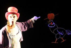 Bild: Der Zauberlehrling - Velvets Theater