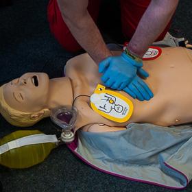 Bild: Erste Hilfe Ausbildung