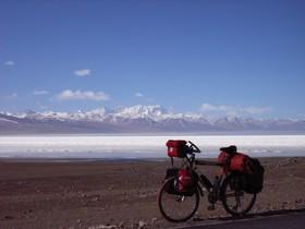 Bild: 11 Jahre Walter Költsch: Tibet - Mit dem Mountainbike über das Dach der Welt