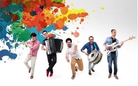 Bild: Forró de KA Jubiläum - Brasilianischer Tanz & feine live Musik