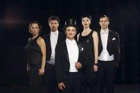 Bild: Casanova Society Orchestra - Swing Glöckchen - Die goldenen 20er