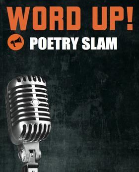 Bild: WORD UP! Poetry Slam