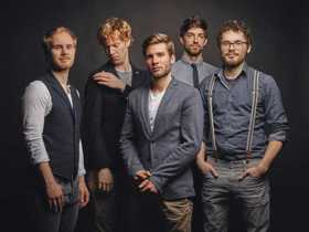 Walldorfer Zeltspektakel 2019  - anders a capella pop
