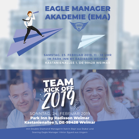 Bild: SPECIAL! Kombi-Ticket keys2success Eagle Manager Akademie + Team Kick Off 2019