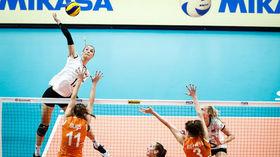 Bild: Volleyball Nations League - Frauen