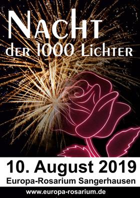 Bild: Nacht der 1000 Lichter - Ein Feuerwerk für die Sinne