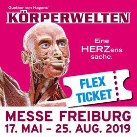 Bild: KÖRPERWELTEN - Flex Ticket - Eine HERZenssache in Freiburg - Flex-Ticket