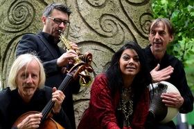 Bild: INDIRA Quartet