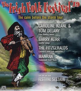 Bild: The Irish Folk Festival