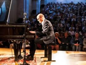 Bild: Jazzabend mit Frank Muschalle