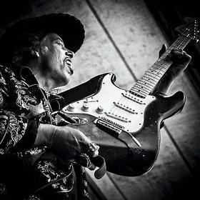 Bild: Randy Hansen & Band The Music of Jimi Hendrix Open Air Parkbühne Fürstenwalde