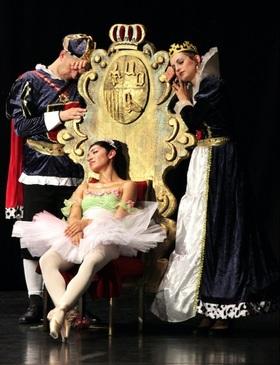 Bild: Dornröschen Ballett für die ganze Familie Open Air Fürstenwalde Parkbühne